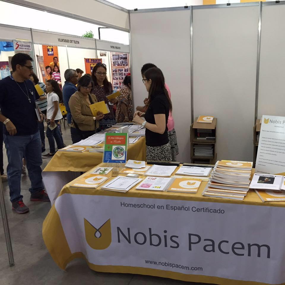 Nobis Pacem Homeschool en Español – Blog de como utilizamos el ...